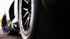 La Dodge Viper Gen V by Calvo Motorsports, dettaglio del cerchio posteriore - dal video di TRC