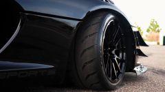 La Dodge Viper Gen V by Calvo Motorsports, dettaglio della ruota anteriore - dal video di TRC