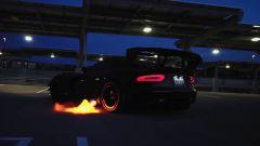 La Dodge Viper Gen V by Calvo Motorsports, fiamme dagli scarichi - dal video di TRC