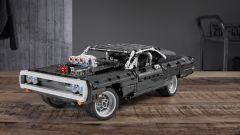 La Dom's Dodge Charger montata