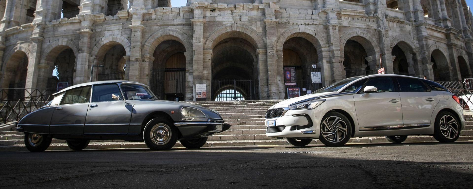 La DS 5 è Auto Europa 2016