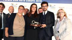 La DS 5 è Auto Europa 2016  - Immagine: 2