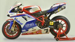 * La Ducati Campione del Mondo SBK 2011 sarà venduta all'asta
