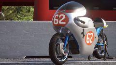 La Ducati 125 GP prima moto con motore a distribuzione desmodromica della Casa bolognese