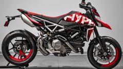 La Ducati Hypermotard 950, con livrea speciale, protagonista del concorso Join Ducati