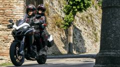 La Ducati Multistrada 950 S nella nuova livrea GP White