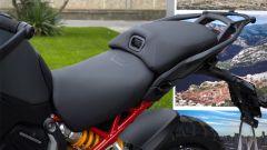 La Ducati Multistrada V4 con la sella SHAD: 3 opzioni, ribassata, standard e riscaldata