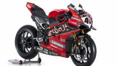 La Ducati Panigale V4 R SBK di Scott Redding
