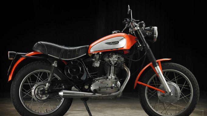 La Ducati Scrambler nacque per il mercato americano. Successo globale.