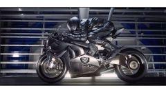 La Ducati Superleggera V4 in galleria del vento