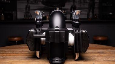 La Espresso Super Veloce RS Black Edition
