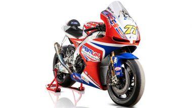 La ex MotoGP di James Ellison