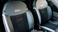 La famiglia 500 Hey Google: i sedili della 500