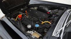 La Ferrari 250 GTE Polizia, il motore - foto di Tom Gidden, credit 'Girardo & Co.'