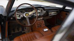 La Ferrari 250 GTE Polizia, la plancia - foto di Tom Gidden, credit 'Girardo & Co.'