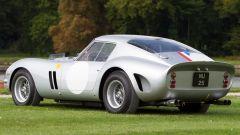 La Ferrari 250 GTO da 80 milioni di dollari non ha mai subito incidenti