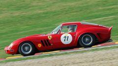 La Ferrari 250 GTO originale, prodotta tra il 1962 e il 1964