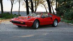 La Ferrari 308 GTS di Magnum P.I.