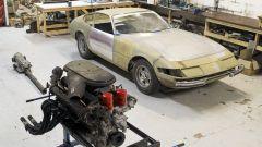 La Ferrari 365 GTB/4 Daytona con il suo V12 originale