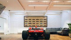 La Ferrari 412 T2 del 1995 è in vendita presso la casa d'aste Girardo | Foto: Girardo.com