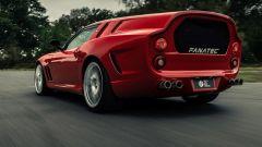 La Ferrari Breadvan Hommage by Niels van Roij Design, vista di 3/4 posteriore
