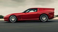 La Ferrari Breadvan Hommage by Niels van Roij Design, vista laterale