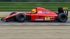 La Ferrari di Alain Prost - Minardi Historic Day Imola