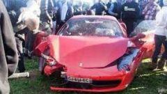 La Ferrari di Niang