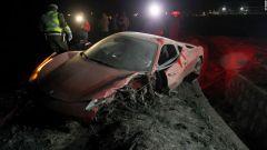 La Ferrari di Vidal