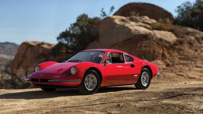 La Ferrari Dino 206 GT