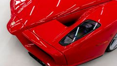 La Ferrari Enzo di Sebastian Vettel | Foto: Tom Hartley Jnr.