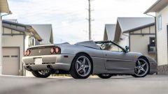 La Ferrari F355 Spider di Shaquille O'Neal è in vendita all'asta