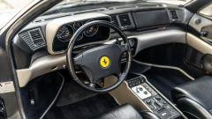 La Ferrari F355 Spider di Shaquille O'Neal, il volante