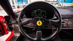 La Ferrari F50 di Sebastian Vettel, dettaglio interni | Foto: Tom Hartley Jnr.