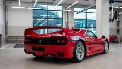 La Ferrari F50 di Sebastian Vettel | Foto: Tom Hartley Jnr.