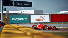 Ferrari, dal 25 al 29 in pista a Fiorano. Sainz al debutto