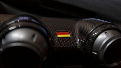 La Ferrari LaFerrari di Sebastian Vettel dettaglio interni | Foto: Tom Hartley Jnr.