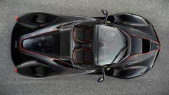 La Ferrari LaFerrari si toglie il cappello: debutto a Parigi - Immagine: 1