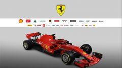 La Ferrari SF71H - F1 2018