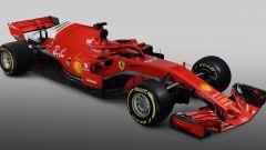 La Ferrari SF71H