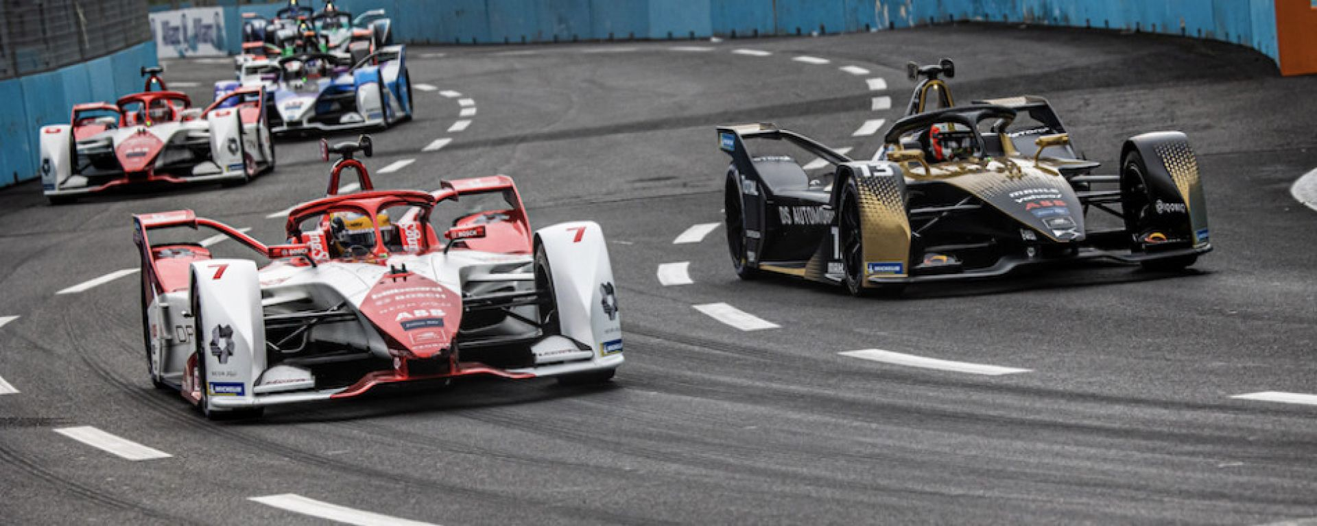 La FIA Formula E a Roma, ePrix Rome 2021
