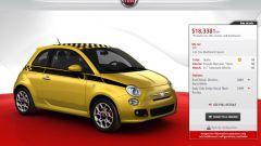 La Fiat 500 americana in dettaglio - Immagine: 13