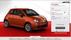 La Fiat 500 americana in dettaglio - Immagine: 12
