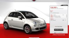 La Fiat 500 americana in dettaglio - Immagine: 1