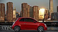 La Fiat 500 americana in dettaglio - Immagine: 2