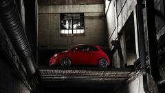 La Fiat 500 americana in dettaglio - Immagine: 5