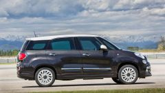 La Fiat 500L Living - a 7 posti - verrà chiamata 500L Wagon