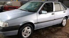 La Fiat Tempra rimessa a nuovo