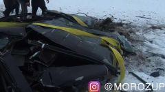 La fine che ha fatto la Mercedes-AMG G63