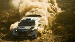 La Ford Fiesta M-Sport di Ott Tanak - Rally Italia Sardegna, WRC 2017